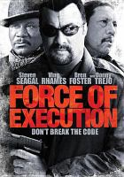 Cover image for Force of execution