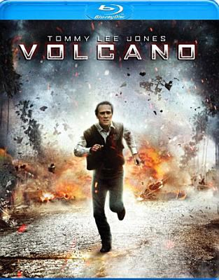Cover image for Volcano [videorecording Blu-ray] (Tommy Lee Jones version)