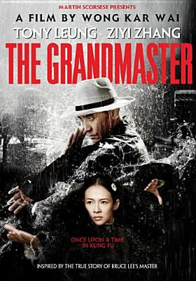 Cover image for The grandmaster