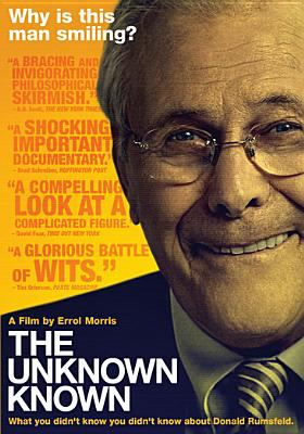 Cover image for The unknown known [videorecording DVD]