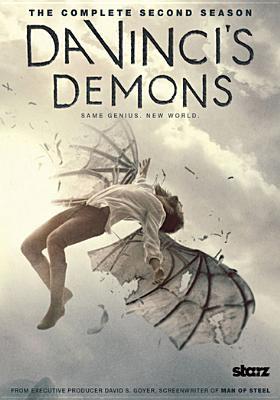 Cover image for Da Vinci's demons. Season 2, Complete [videorecording DVD]