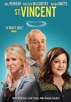 Cover image for St. Vincent [videorecording DVD]