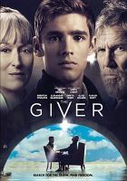 Cover image for The giver [videorecording DVD]