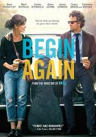 Cover image for Begin again [videorecording DVD]