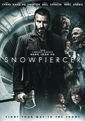 Cover image for Snowpiercer [videorecording DVD]