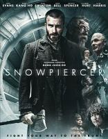 Cover image for Snowpiercer [videorecording Blu-ray]