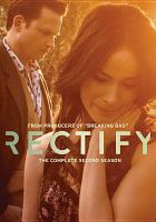 Cover image for Rectify. Season 2, Complete [videorecording DVD]
