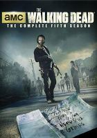 Cover image for The walking dead. Season 5, Complete [videorecording DVD]