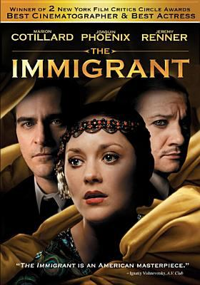 Cover image for The immigrant [videorecording DVD]