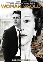 Cover image for Woman in gold [videorecording DVD]
