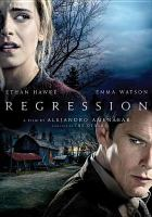 Cover image for Regression [videorecording DVD]