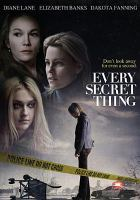 Cover image for Every secret thing [videorecording DVD]