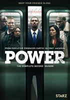 Cover image for Power. Season 2, Complete [videorecording DVD].