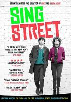 Cover image for Sing street [videorecording DVD]