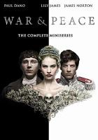 Cover image for War & peace : the complete miniseries [videorecording DVD]