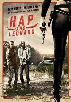Cover image for Hap and Leonard. Season 1, Complete [videorecording DVD]