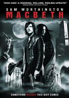 Cover image for Macbeth (Sam Worthington version)