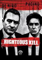 Imagen de portada para Righteous kill