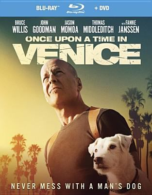 Cover image for Once upon a time in Venice [videorecording Blu-ray]