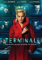 Cover image for Terminal [videorecording DVD] (Margot Robbie version)