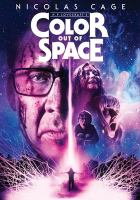 Imagen de portada para Color out of space [videorecording DVD]