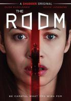 Cover image for The room [videorecording DVD] (Olga Kurylenko version)