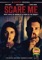 Imagen de portada para Scare me [videorecording DVD]