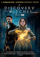 Cover image for A discovery of witches. Season 2, Complete [videorecording DVD]