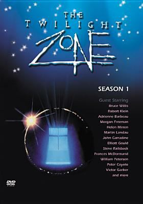 Cover image for The twilight zone, [the 80's]. Season 1, Complete