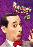Cover image for Pee-Wee's playhouse. #2