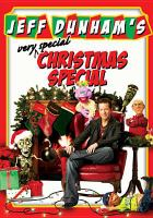 Cover image for Jeff Dunham's very special Christmas special