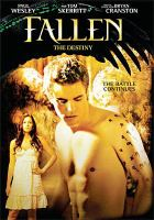 Cover image for Fallen the destiny