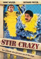 Cover image for Stir crazy [videorecording DVD]