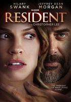 Cover image for The resident