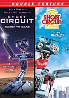 Cover image for Short circuit [videorecording DVD] ; Short circuit 2