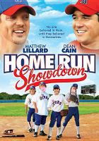 Cover image for Home run showdown