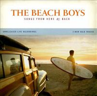 Cover image for Songs from here & back [sound recording CD]