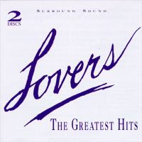 Cover image for Lovers the greatest hits.