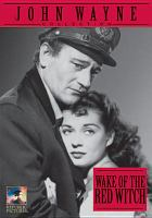 Cover image for Wake of the Red Witch