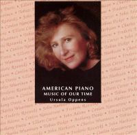 Cover image for American piano : music of our time