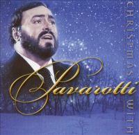 Imagen de portada para Christmas with Pavarotti [sound recording CD]