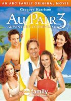 Cover image for Au pair 3 adventures in paradise
