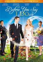 Cover image for Before you say I do