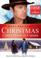 Cover image for Christmas comes home to Canaan