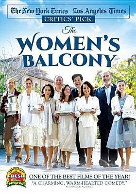 Cover image for The women's balcony [videorecording DVD]