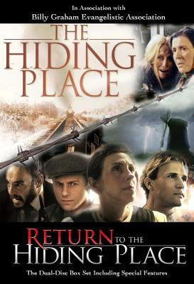 Cover image for The hiding place [videorecording DVD] ; Return to the hiding place