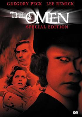 Cover image for The omen [videorecording DVD] (Gregory Peck version)