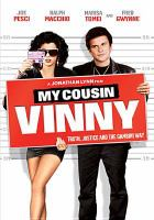Cover image for My cousin Vinny