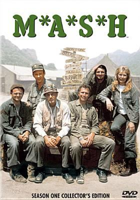 Cover image for M*A*S*H. Season 1, Complete
