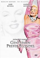 Cover image for Gentlemen prefer blondes